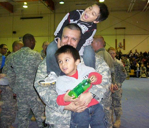 Army sons