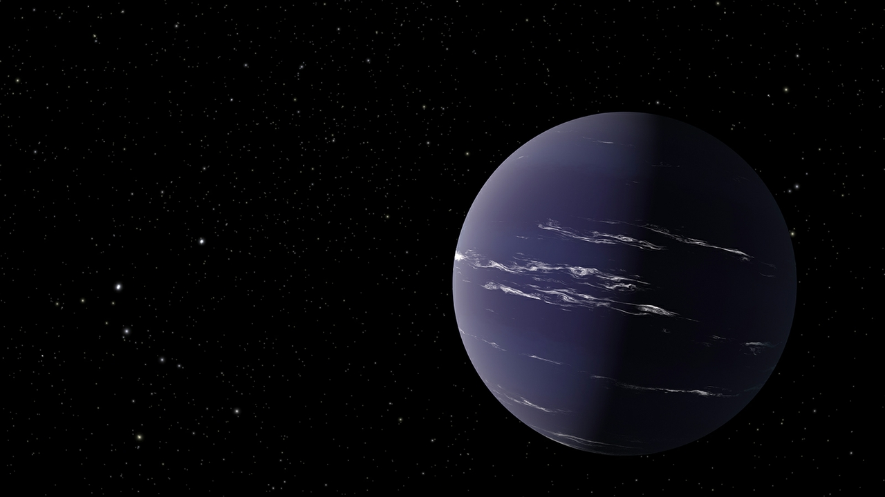 Scientists discover new exoplanet with an atmosphere ripe for study
