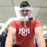 A rare look inside UNM's Exercise Physiology Lab