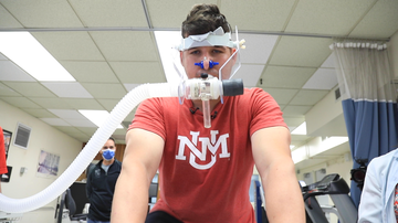 Welcome to the UNM Exercise Physiology Lab