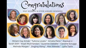 Advance announces 2021 Women in STEM award winners