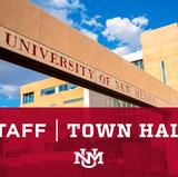 UNM hosts Staff Virtual Town Hall June 24