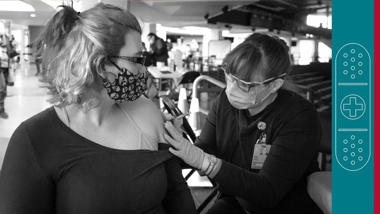 UNM Center helps craft national survey on COVID-19 Vaccine hesitancy