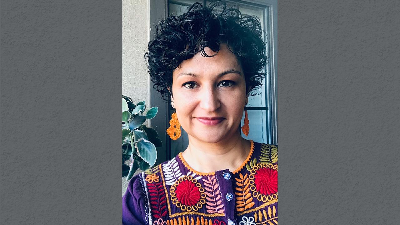 Visiting Research Scholar Aimee Villarreal