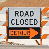 PNM and UNM alert residents of potential traffic delays  during relocation of transmission line