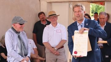 Mayor Keller declares June 24 Antoine Predock Day