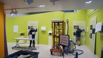 Maxwell Museum of Anthropology reopens