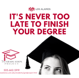 UNM-Los Alamos launches The Graduation Project