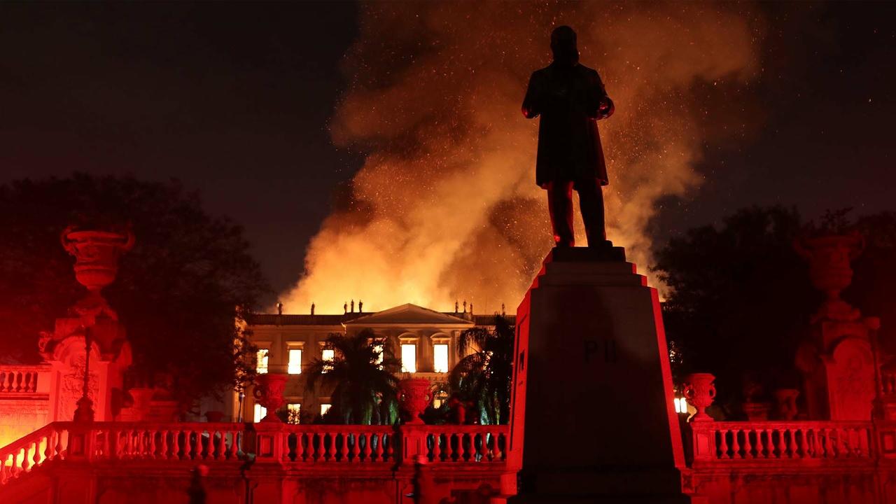National Museum of Brazil fire