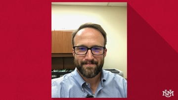 UNM College of Arts and Sciences names Chris Lippitt associate dean for research