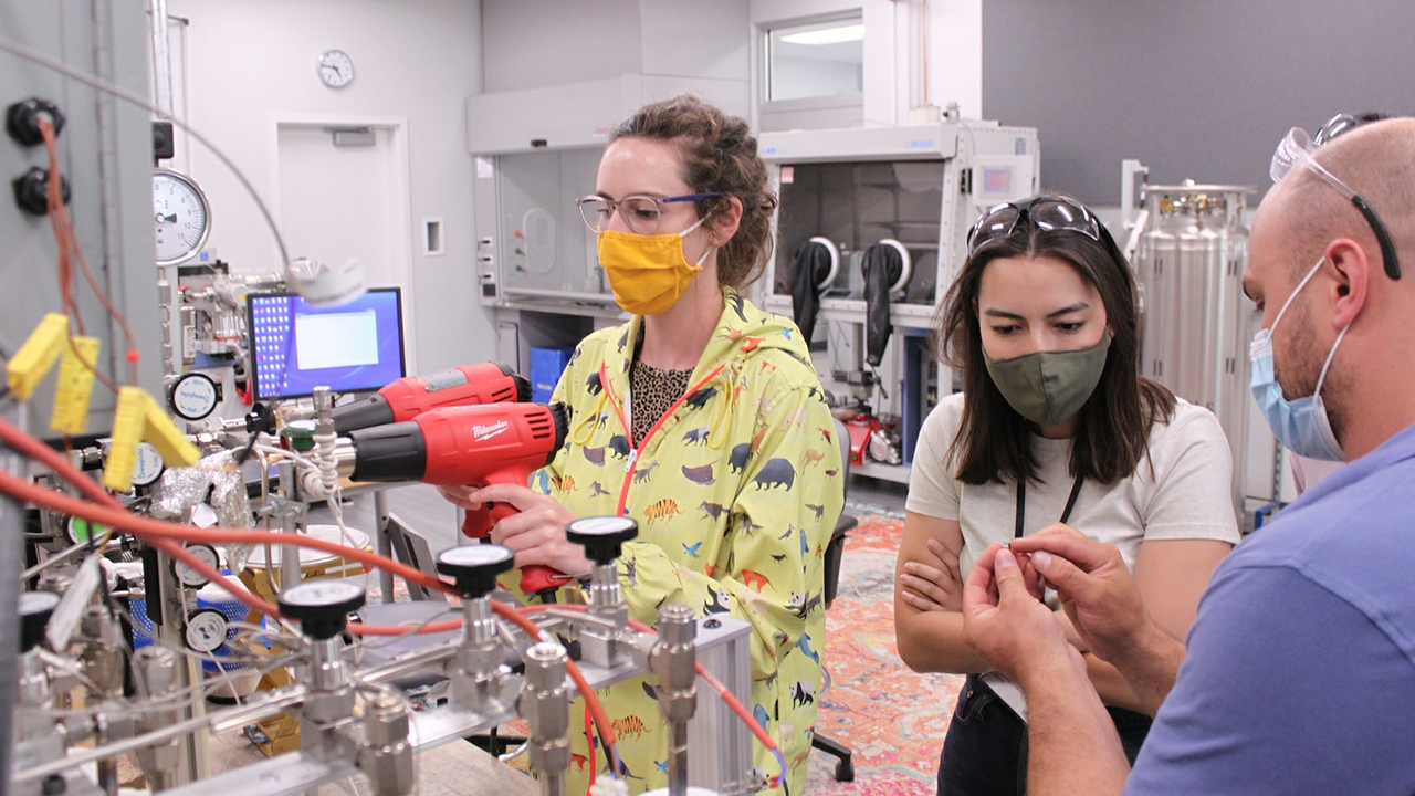 Internationally recognized short course makes its new home at UNM