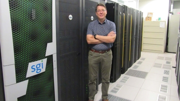 CARC provides computing power for UNM research