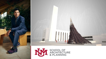 UNM names the only Indigenous chair of architecture program in the U.S.