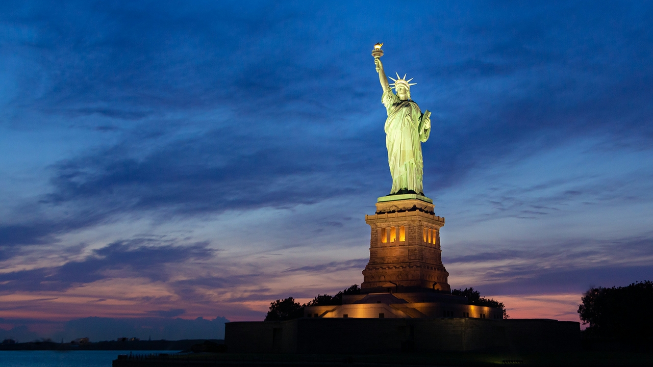 """""""The Statue of Liberty"""