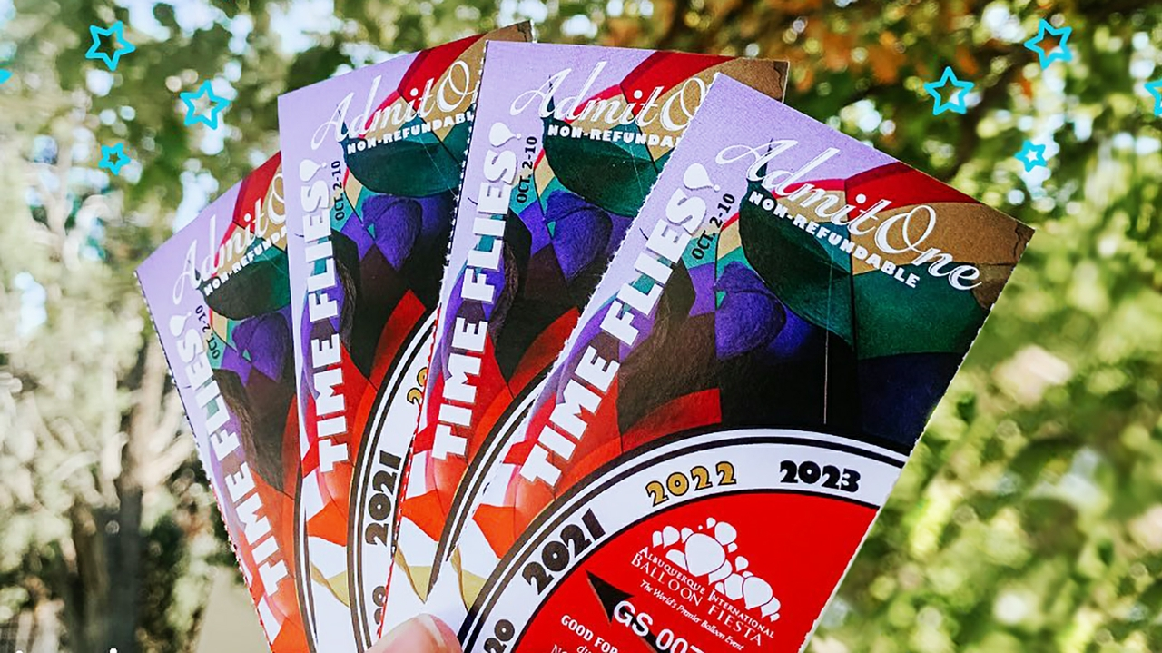 LoboTHON Balloon Fiesta Tickets