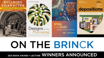 2021 On the Brinck Book Award + Lecture winners announced