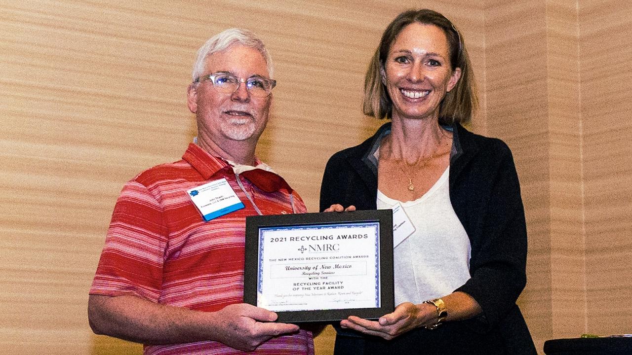 Shaski Recycling Award