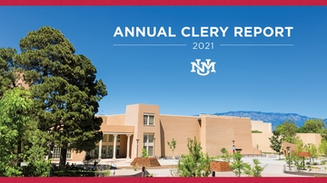 UNM releases 2021 Campus Security and Fire Safety report