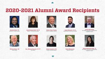 UNM Alumni Association announces award recipients