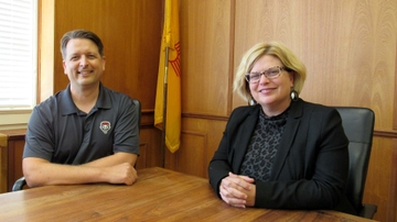 Two professors named interim assistant VPs of Research