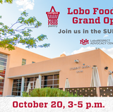 Grand opening for Lobo Food Pantry's new location draws in dozens
