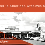 Celebrating American Archives Month with CULLS