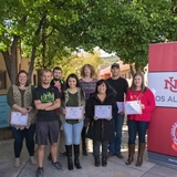 UNM-Los Alamos celebrates 2021 scholarship recipients