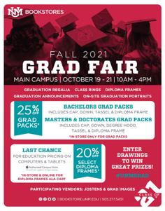Grad Fair 21