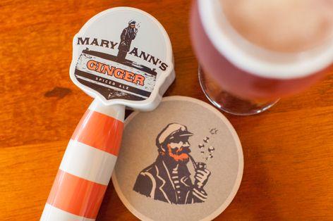 Mary Ann's Ginger