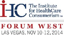 SpendWell Health announces its participation in the upcoming 2014 IHC FORUM West conference