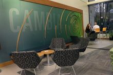 Cool Spaces: Cambia's renovated space brings style to insurance