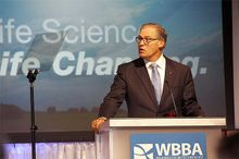 Gov applauds state's advancements in life sciences