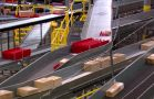 Target Distribution Center B-roll