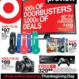 Target Announces Biggest, Most Digital Black Friday Ever with More Ways to Save Throughout November