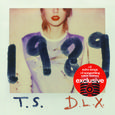 """Taylor Swift's Exclusive Deluxe Version of """"1989,"""" Now Available at Target"""