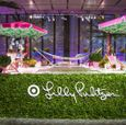 Lilly Pulitzer for Target Announcement Event Imagery