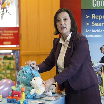 Groups inform consumers regarding toy safety