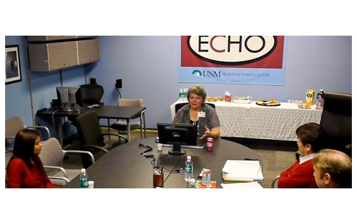 Project ECHO program at UNM