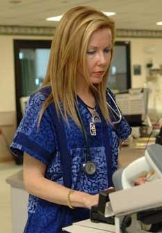 Teresa Smith de Cherif, MD