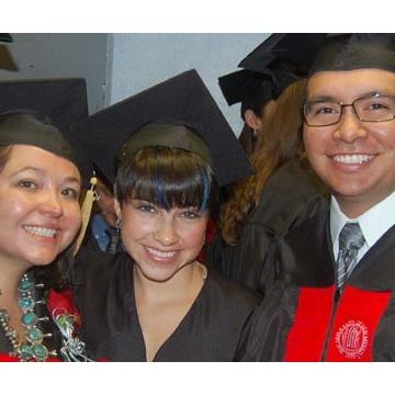 UNM HSC graduates