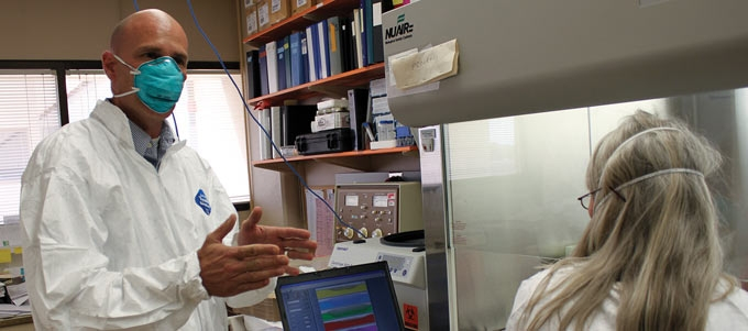Marco Bisoffi, PhD
