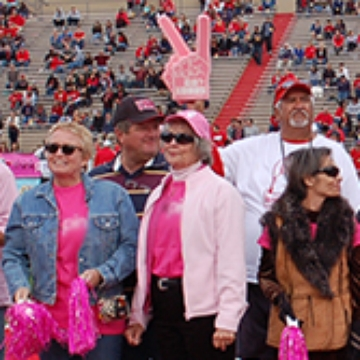"Lobos to ""Love Pink"" at University Stadium"