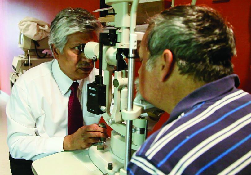 Dr. Arup Das