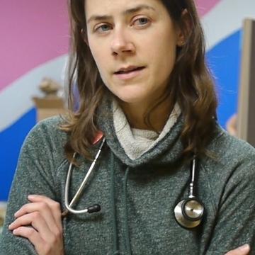 Dr. Erin Corriveau