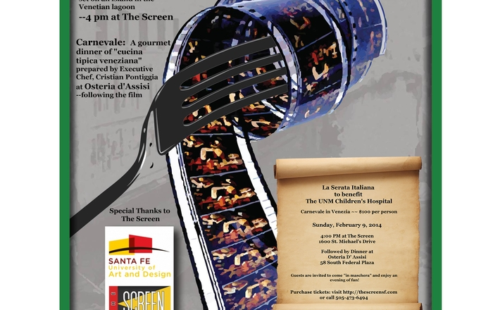 New Mexico Italian Film and Culture Festival