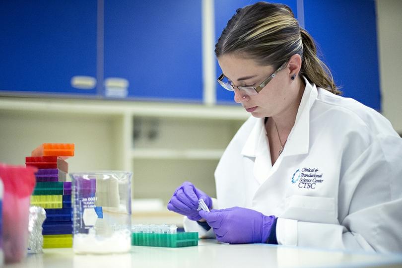 UNM Health Sciences Center Research