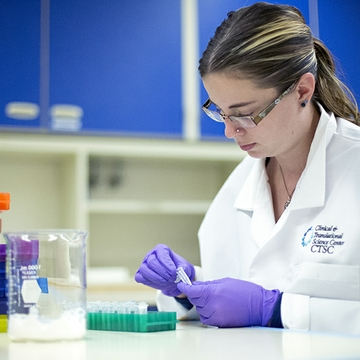 On the rise: HSC research funding continues to defy national trend