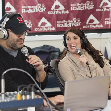 UNM Children's Hospital Radiothon 2014