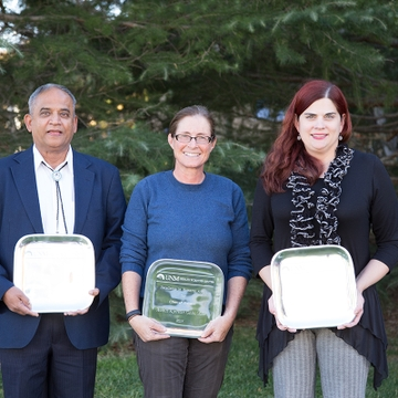 UNM HSC faculty honored for research achievements