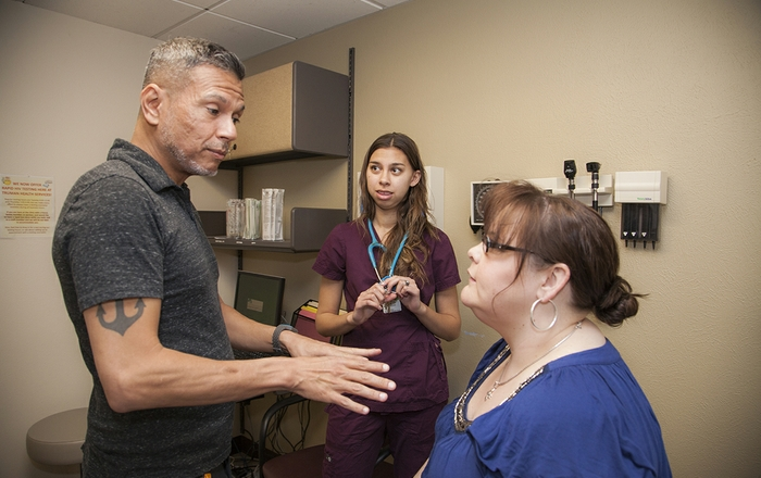 Patient-centered care key to clinic's success
